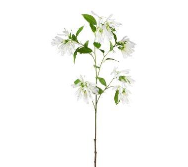 Kunstblume Erlenfelsenbirne, weiß, Höhe ca....