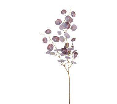 Künstlicher Eukalypthuszweig, 2er Set, purple,...