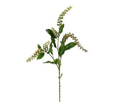Kunstblume Phytolacca, 3er Set, grün, Höhe ca....