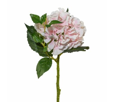 Kunstblume Hortensie, 3er Set, rosa, Höhe ca. 46 cm