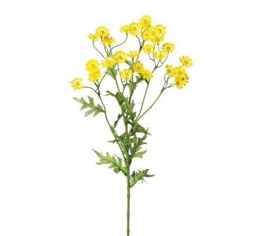 Kunstblume Kamille, 4er Set, gelb, Höhe ca. 60 cm