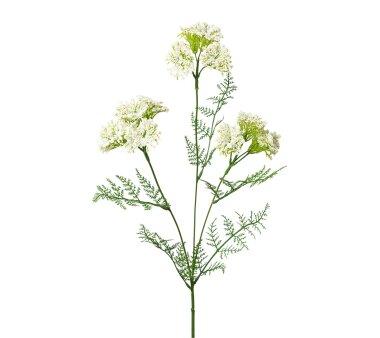 Kunstblume Achillea, 5er Set, weiß, Höhe ca....