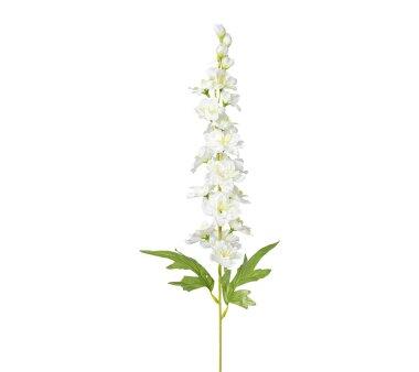 Kunstblume Rittersporn, 6er Set, weiß, Höhe...
