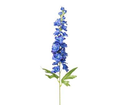 Kunstblume Rittersporn, 6er Set, blau, Höhe ca. 86 cm