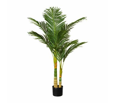 Kunstpflanze Arecapalme, grün, inklusive...