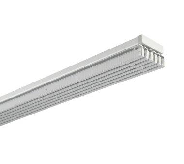 Gardinia Flächenvorhangschiene Emia 3-Lauf aluminium...