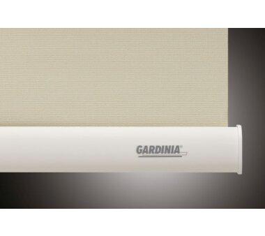 Seitenzug-Rollo, GARDINIA, lichtdurchlässig, weiß