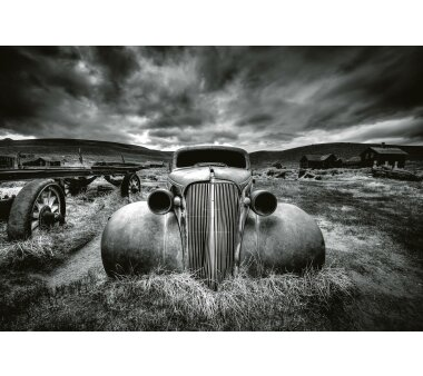 AS Creation Vlies-Fototapete OLD CLASSIC CAR 118969, 8...