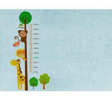 AS Creation Vlies-Fototapete KIDS GROW STICK 118646, 5...