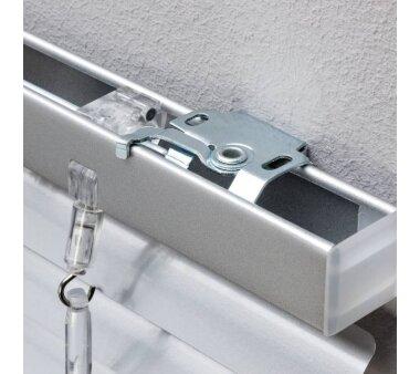 Lichtblick Jalousie Aluminium - Silber 70 cm x 160 cm (B x L)