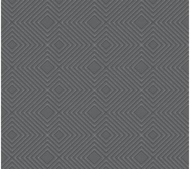 AS Creation Vliestapete Attractive 377581 grau, 10,05x0,53 m