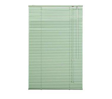 Lichtblick Jalousie Aluminium - Grün 90 cm x 220 cm (B x L)
