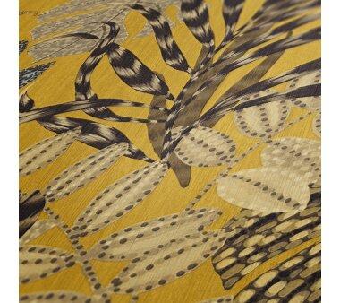 AS Creation Vliestapete Metropolitan Stories 2, 378601 gelb, 10,05x0,53 m