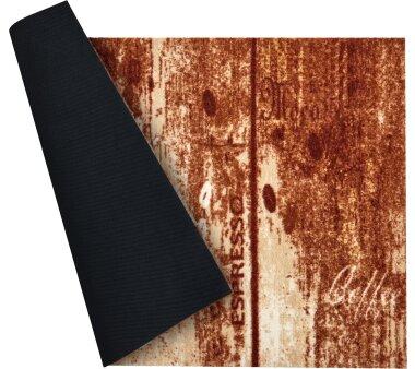 GRUND Allroundteppich-Serie CAPPU, Farbe braun