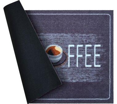 GRUND Allroundteppich-Serie COFFEE, Farbe schwarz