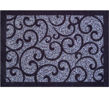 GRUND Allroundteppich-Serie GRILLO, Farbe schwarz