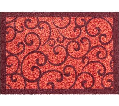 GRUND Allroundteppich-Serie GRILLO, Farbe rot