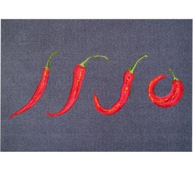 GRUND Allroundteppich-Serie HOT CHILI, Farbe grau