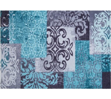 GRUND Allroundteppich-Serie Pago, Farbe blau