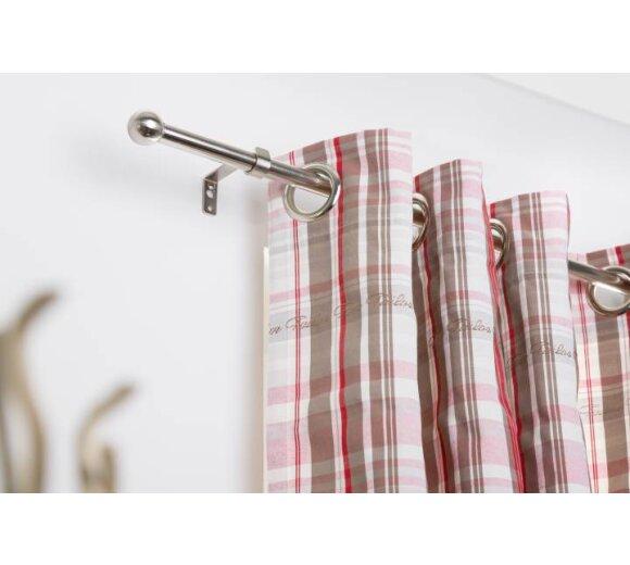 gardinenstangen gardinenschienen bequem online kaufen. Black Bedroom Furniture Sets. Home Design Ideas