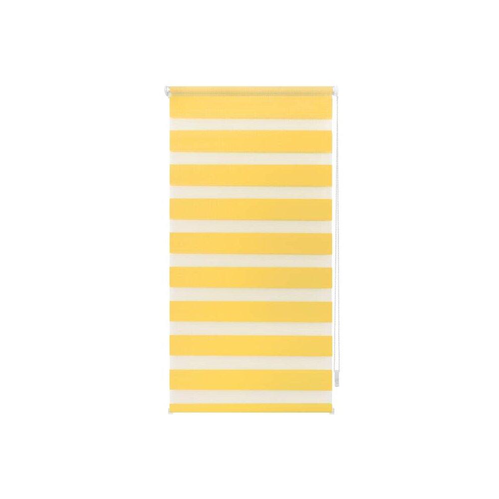 duo rollo doppel rollo gelb 80x150 cm kaufen. Black Bedroom Furniture Sets. Home Design Ideas