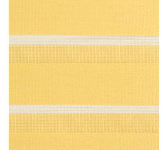 doppelrollo gelb 80x150 cm klemmfix ohne bohren kaufen. Black Bedroom Furniture Sets. Home Design Ideas