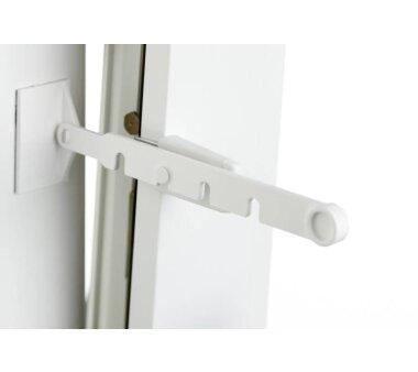 Lichtblick Kipp-Regler für Fenster, Fensterstopper -...