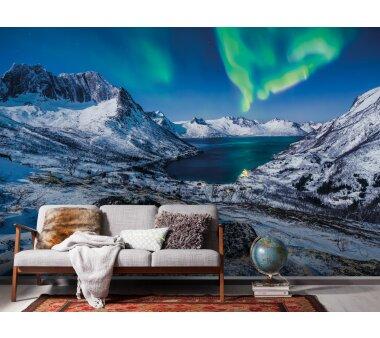 Vlies-Fototapete KOMAR, STEFAN HEFELE I LOVE NORWAY, 4...