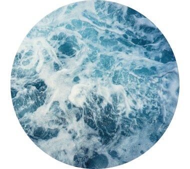 Vlies-Fototapete KOMAR, DOTS OCEAN TWIST, selbstklebend,...