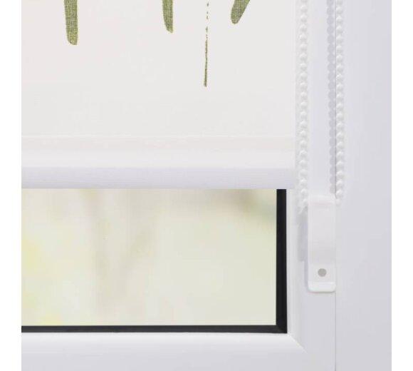 rollo seitenzugrollo monet summer 100x180 cm. Black Bedroom Furniture Sets. Home Design Ideas