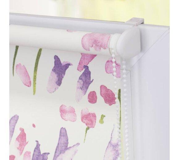 rollo seitenzugrollo monet summer 140x180 cm. Black Bedroom Furniture Sets. Home Design Ideas