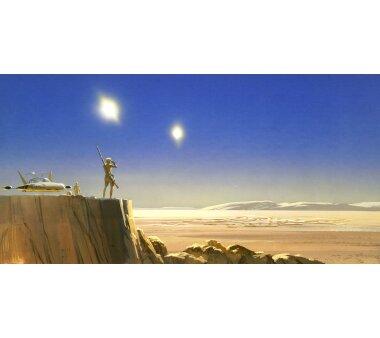 Vlies-Fototapete KOMAR STAR WARS CLASSIC RMQ MOS EISLEY...