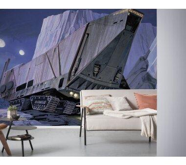 Vlies-Fototapete KOMAR STAR WARS CLASSIC RMQ SANDCRAWLER,...