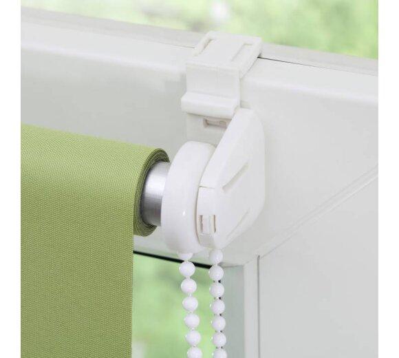 thermo rollo klemmfix gr n 45x150 cm lichtblick. Black Bedroom Furniture Sets. Home Design Ideas