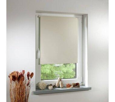 thermo rollo klemmfix creme 80x220 cm lichtblick. Black Bedroom Furniture Sets. Home Design Ideas