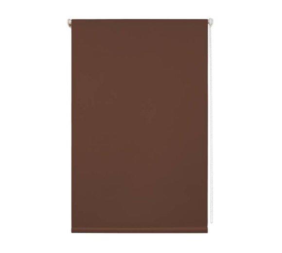 thermo rollo klemmfix braun 60x150 cm lichtblick. Black Bedroom Furniture Sets. Home Design Ideas