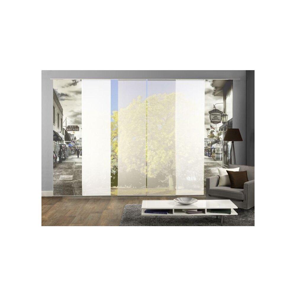 fl chenvorh nge 6er set ballroom online kaufen. Black Bedroom Furniture Sets. Home Design Ideas