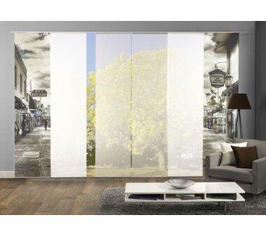 6er-Set Flächenvorhang, BALLROOM, Höhe 245 cm,...