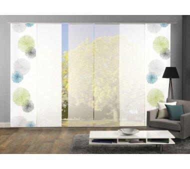 Schiebevorhang 6er Set Online Kaufen Wohnfuehlidee