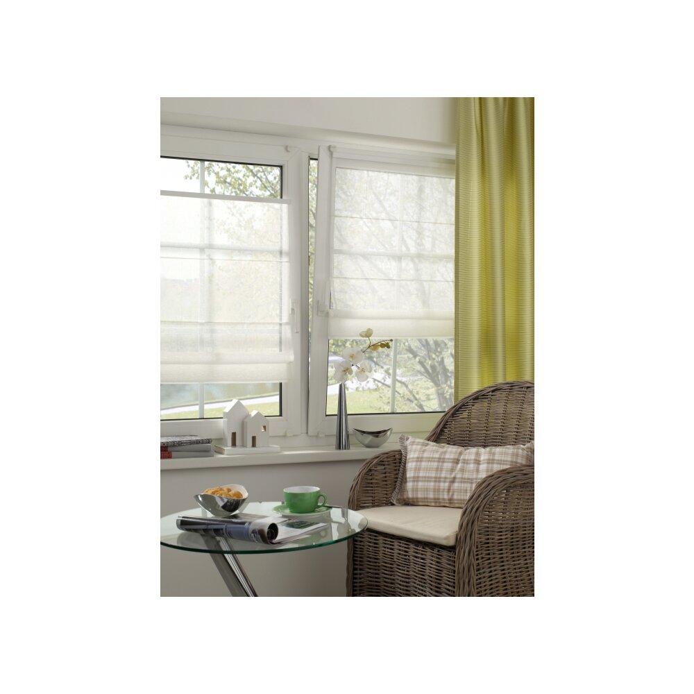 rollo raff rollo wei 50x140 cm gardinia. Black Bedroom Furniture Sets. Home Design Ideas