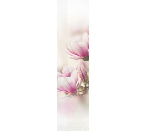 schiebegardinen 5er set jolina magnolie wohnfuehlidee. Black Bedroom Furniture Sets. Home Design Ideas