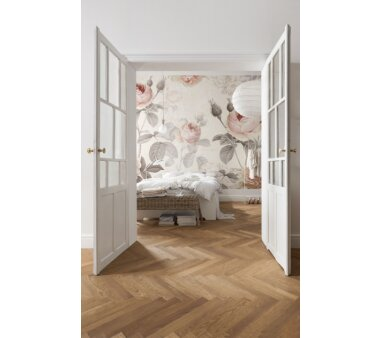Vlies Fototapete KOMAR, LA MAISON, 4 Teile, BxH 368 x 248 cm