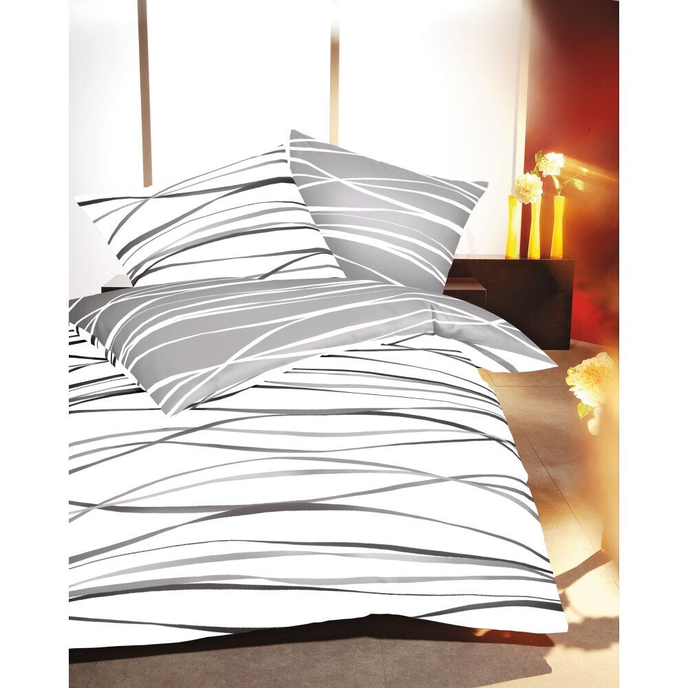 biber bettw sche motion schiefer von k ppel. Black Bedroom Furniture Sets. Home Design Ideas