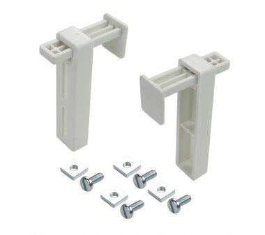 LIEDECO Klemmträger (2 Stück) Universal passend...