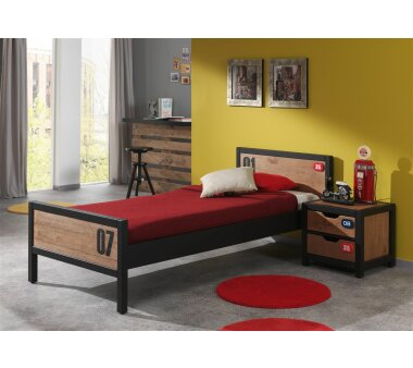 Vipack Kinderzimmer-Set Alex, 2-teilig, bestehend aus...