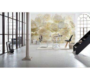 Vlies Fototapete KOMAR, SHALIMAR, 4 Teile, BxH 368 x 248 cm