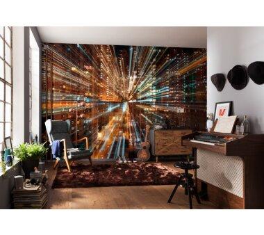 Vlies Fototapete KOMAR, FUSION, 4 Teile, BxH 368 x 248 cm