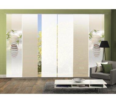 Schiebevorhang 6er Set + online kaufen | Wohnfuehlidee