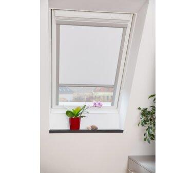 Dachfenster rollo skylight wei m06 wohnfuehlidee - Dachfensterrollo skylight ...