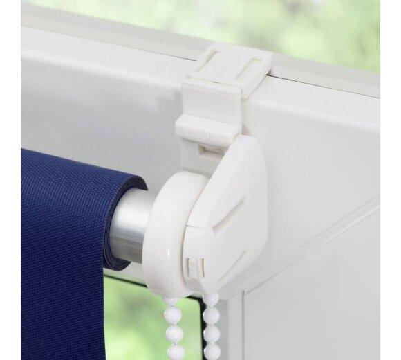 thermo rollo klemmfix blau 90x220 cm lichtblick. Black Bedroom Furniture Sets. Home Design Ideas